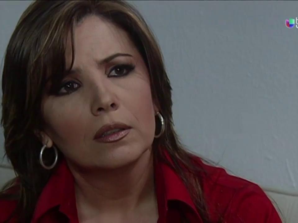 María Marcela in Corazones al límite (2004)