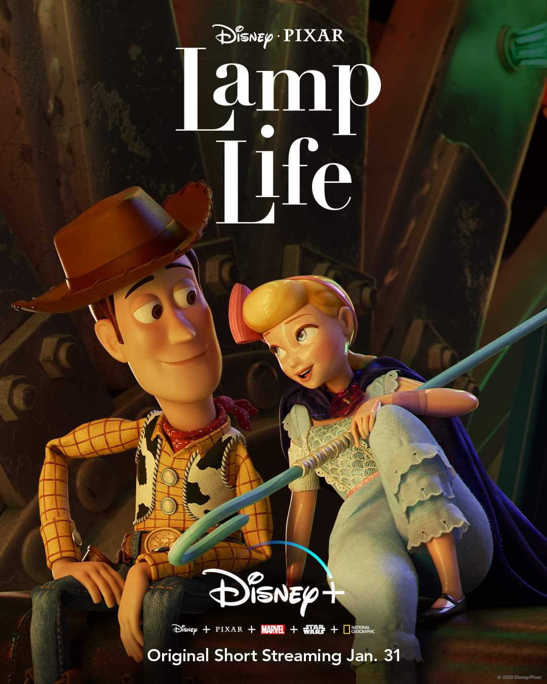 LEMPOS GYVENIMAS (2020) / Lamp Life