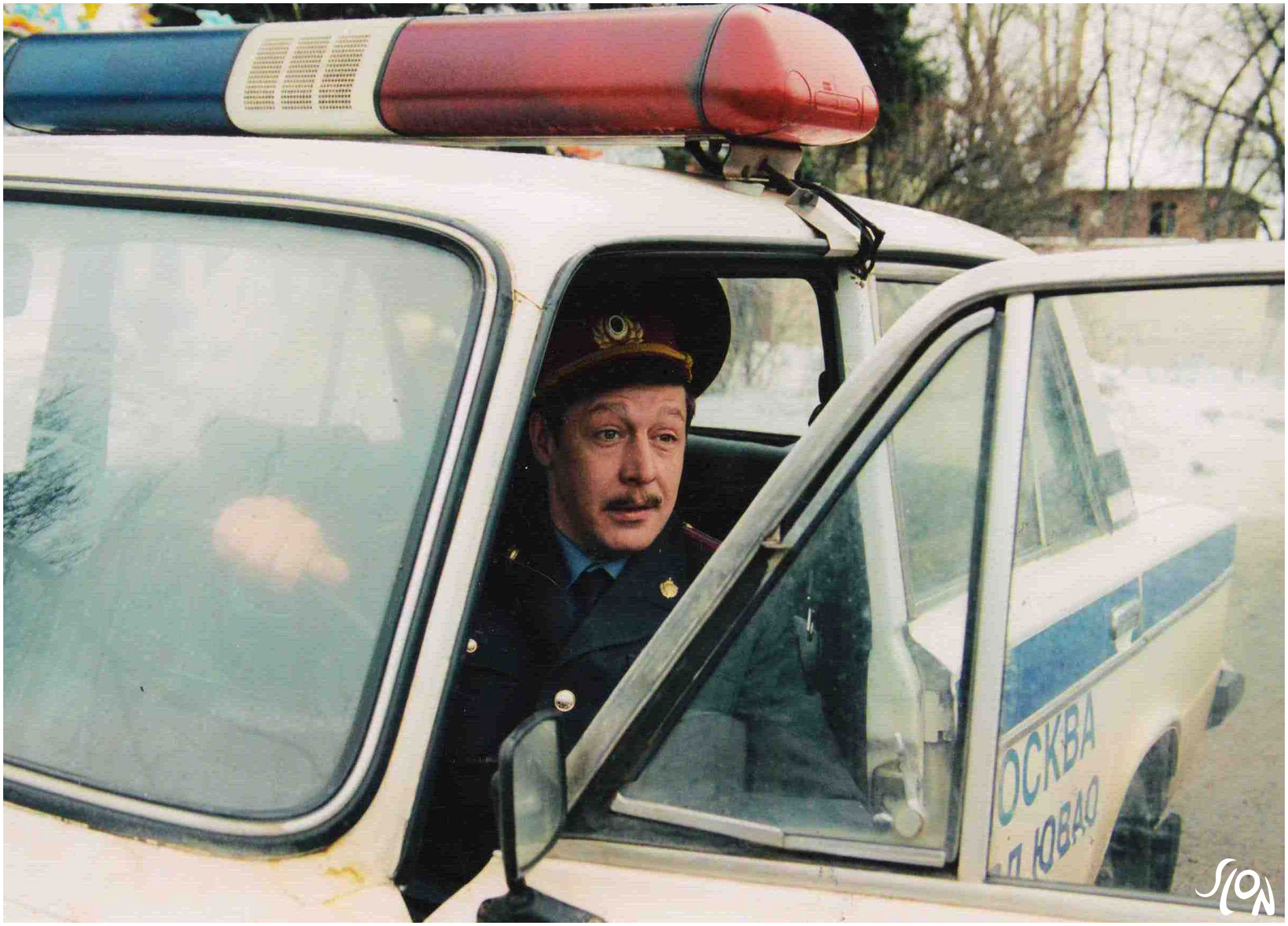 Mikhail Efremov in Frantsuz (2004)