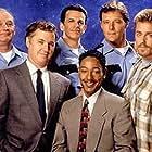 Giancarlo Esposito, Brian Doyle-Murray, Ron Eldard, Chris Mulkey, and Tony Plana in Bakersfield P.D. (1993)