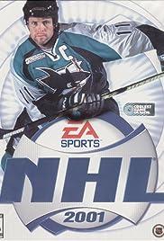 NHL 2001 Poster