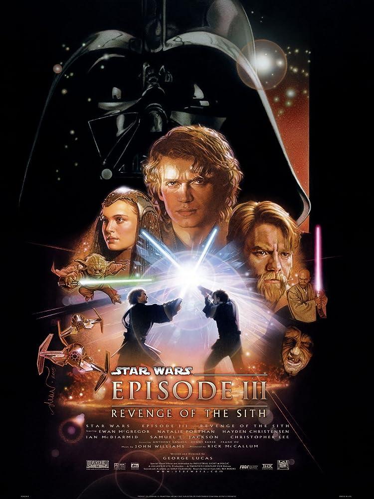 Download Star Wars: Episode III – Revenge of the Sith (2005) Blu-Ray 720p | 1080p x264 [Hindi + English] – Esubs 1.1GB | 2GB
