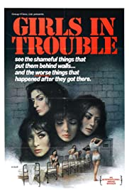 In Trouble Poster