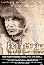 Passion & Poetry: The Ballad of Sam Peckinpah Poster