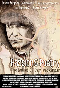 Primary photo for Passion & Poetry: The Ballad of Sam Peckinpah