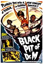 The Black Pit of Dr. M