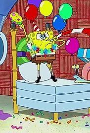 SpongeBob's Big Birthday Blowout Poster