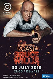 Comedy Central Roast of Bruce Willis Poster