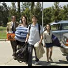 Ann Cusack, Jack Gaines, Justin Long, and Hannah Marks in Accepted (2006)