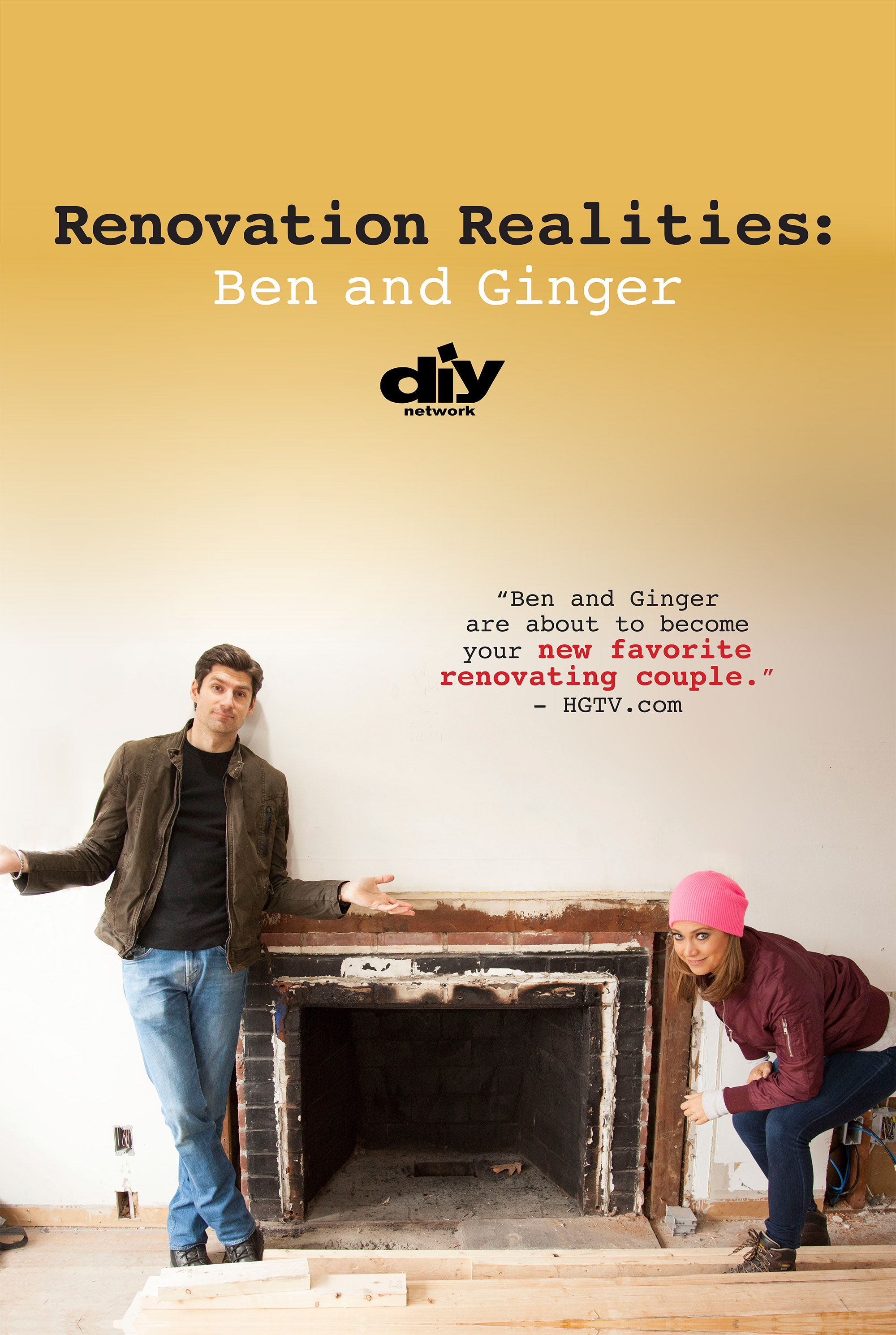 Renovation Realities: Ben and Ginger (2017)