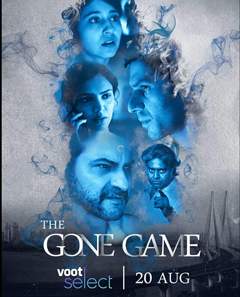 The Gone Game (2020) Voot Hindi Web Series Watch Online Download
