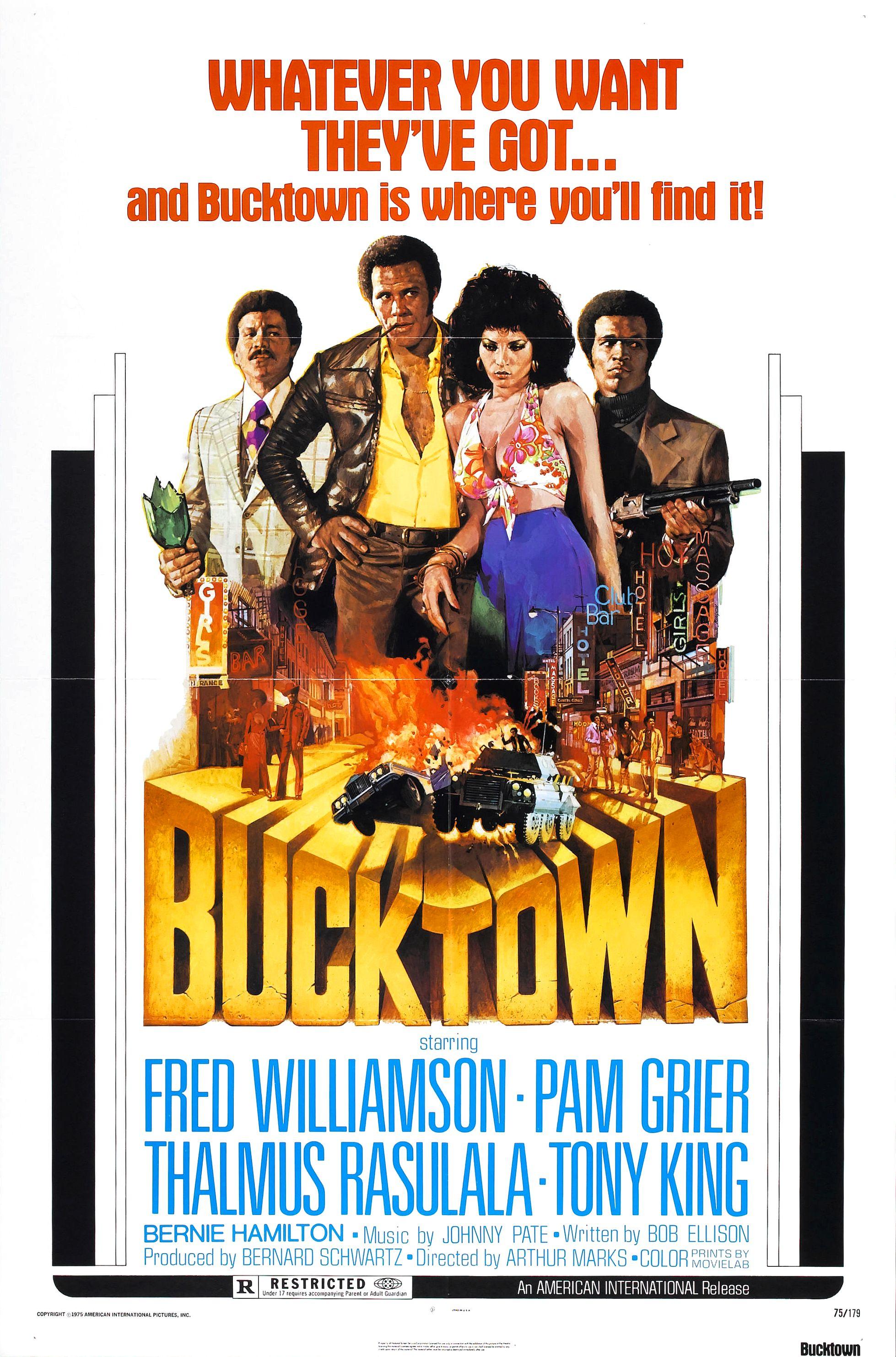 bucktown 1975 imdb