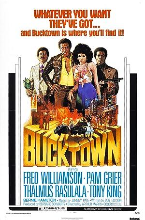 Where to stream Bucktown