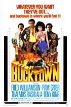Bucktown (1975) Poster