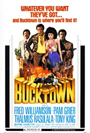 Bucktown (1975) Poster - Movie Forum, Cast, Reviews