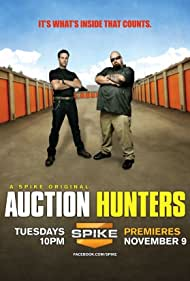 Auction Hunters (2010)