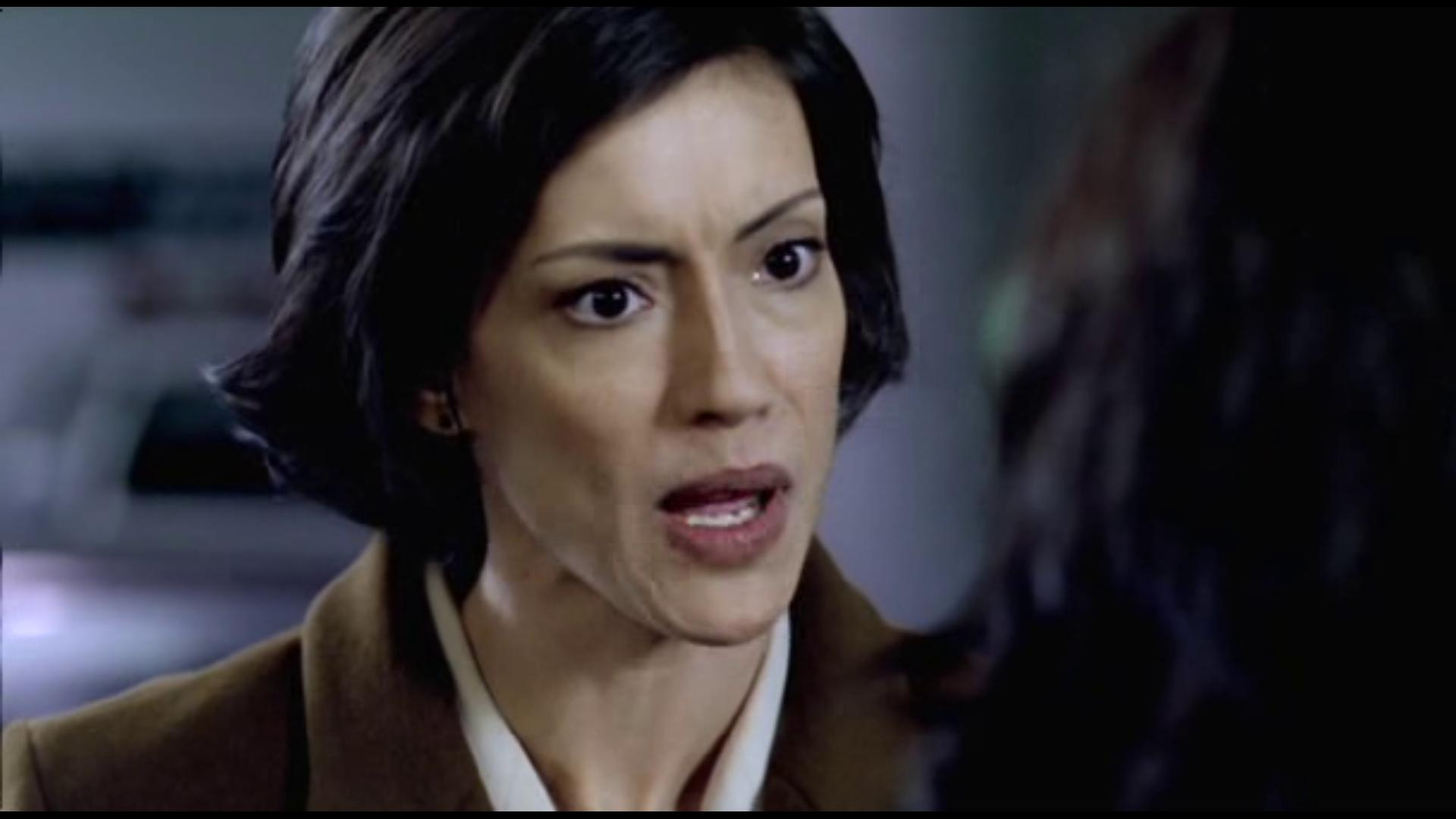 Jocelyn Seagrave in Thoughtcrimes (2003)