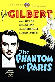 The Phantom of Paris (1931) Poster - Movie Forum, Cast, Reviews