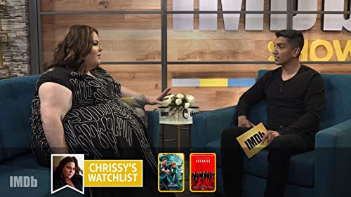 """The Watchlist With """"This Is Us"""" Star Chrissy Metz"""