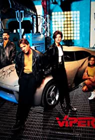 Jeff Kaake, Heather Medway, Joe Nipote, and Dawn Stern in Viper (1994)