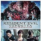Erin Cahill, Kevin Dorman, and Matthew Mercer in Resident Evil: Vendetta (2017)