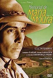 Memorial de Maria Moura Poster