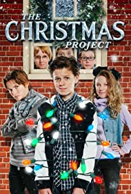 Grace Hallows, Anson Bagley, Cooper Daniel Johnson, Jacob Buster, Gabe White, and Josh Reid in The Christmas Project (2016)