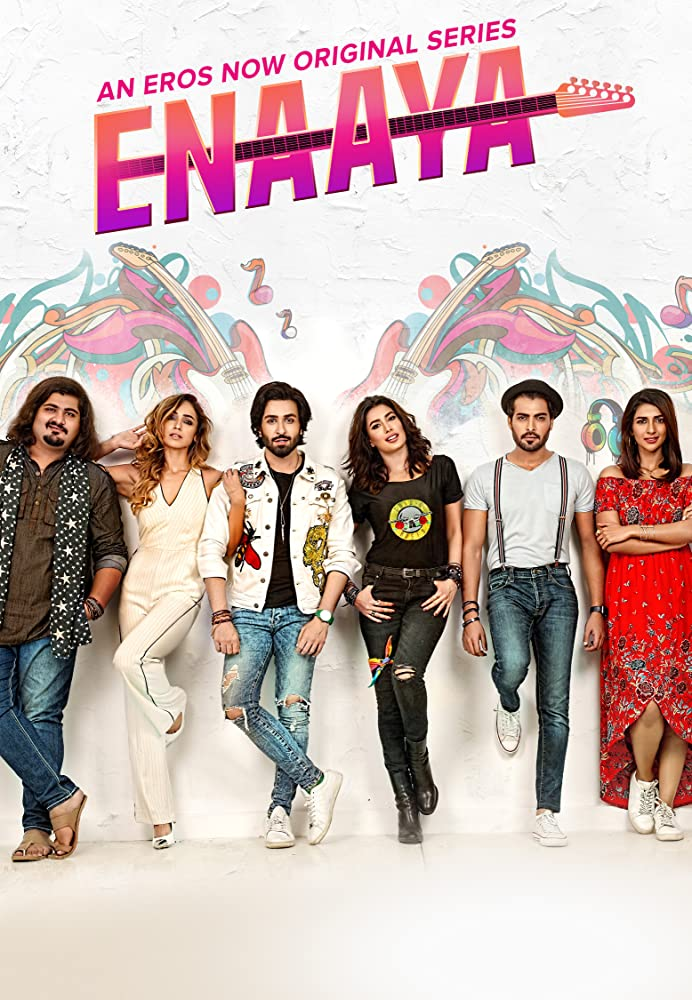 Enaaya 2019 S01 Hindi Complete Full Web Series 480p HDRip 900MB Download