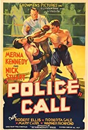 Police Call Poster