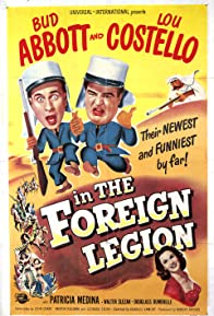 Primary photo for Abbott and Costello in the Foreign Legion