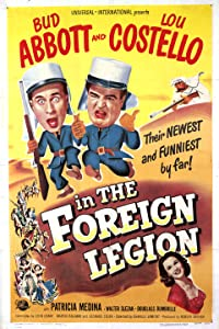 Abbott and Costello in the Foreign Legion by Charles Lamont