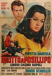 Delitto a Posillipo - Londra chiama Napoli Poster