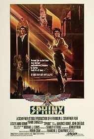 John Gielgud, Lesley-Anne Down, and Frank Langella in Sphinx (1981)