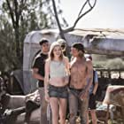 Maddison Brown, Sean Keenan, and Morgan Junor-Larwood in Strangerland (2015)