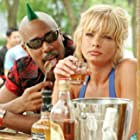 Jaime Pressly and Brian White in DOA: Dead or Alive (2006)