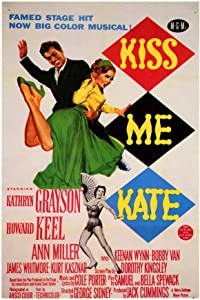 Best downloads for movies Kiss Me Kate USA [Mkv]