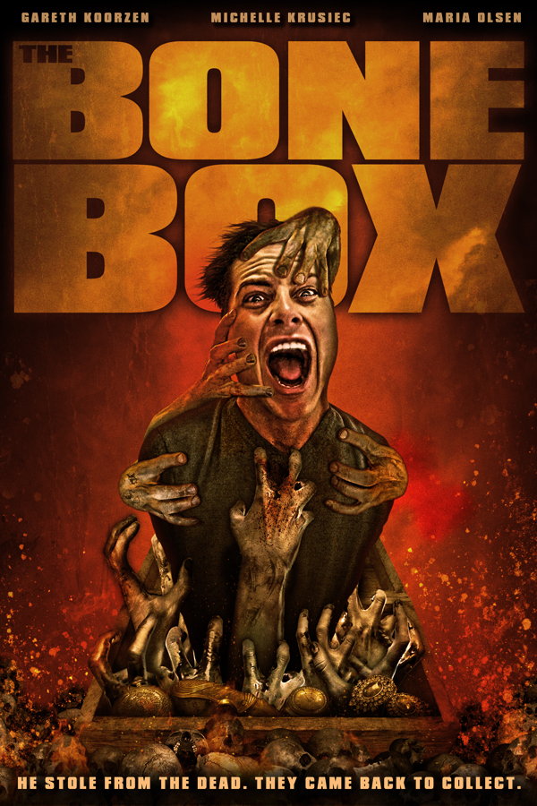 The Bone Box (2020) Hindi Dubbed 720p HDRip Esubs DL