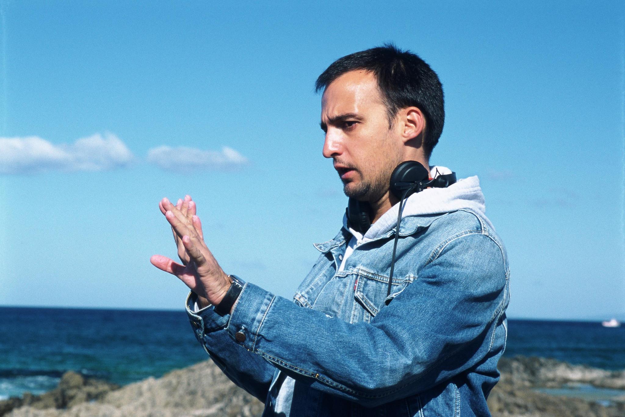 Alejandro Amenábar in Mar adentro (2004)
