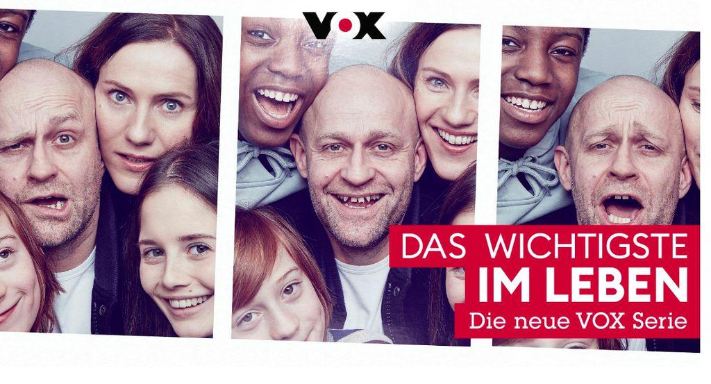 VOX Neue Dating Show