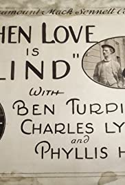 When Love Is Blind Poster