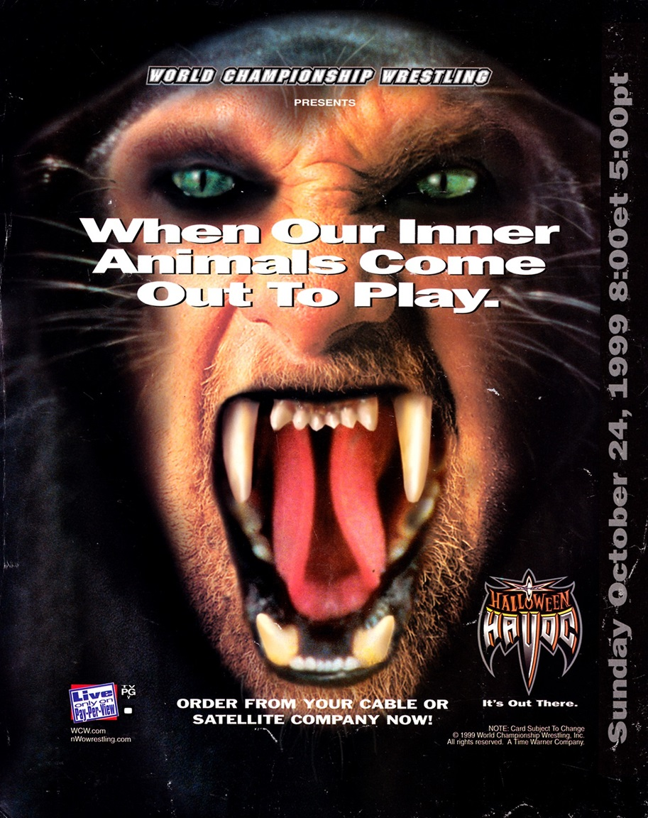 WCW Halloween Havoc (1999) - IMDb