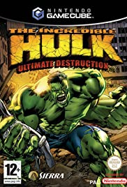 The Incredible Hulk: Ultimate Destruction Poster