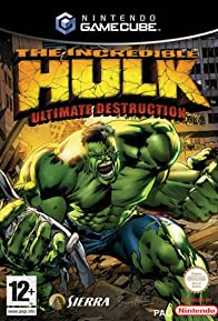 Primary photo for The Incredible Hulk: Ultimate Destruction