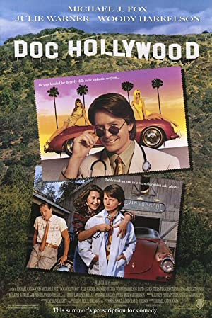 Doc Hollywood Poster Image