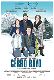 Cerro Bayo Poster