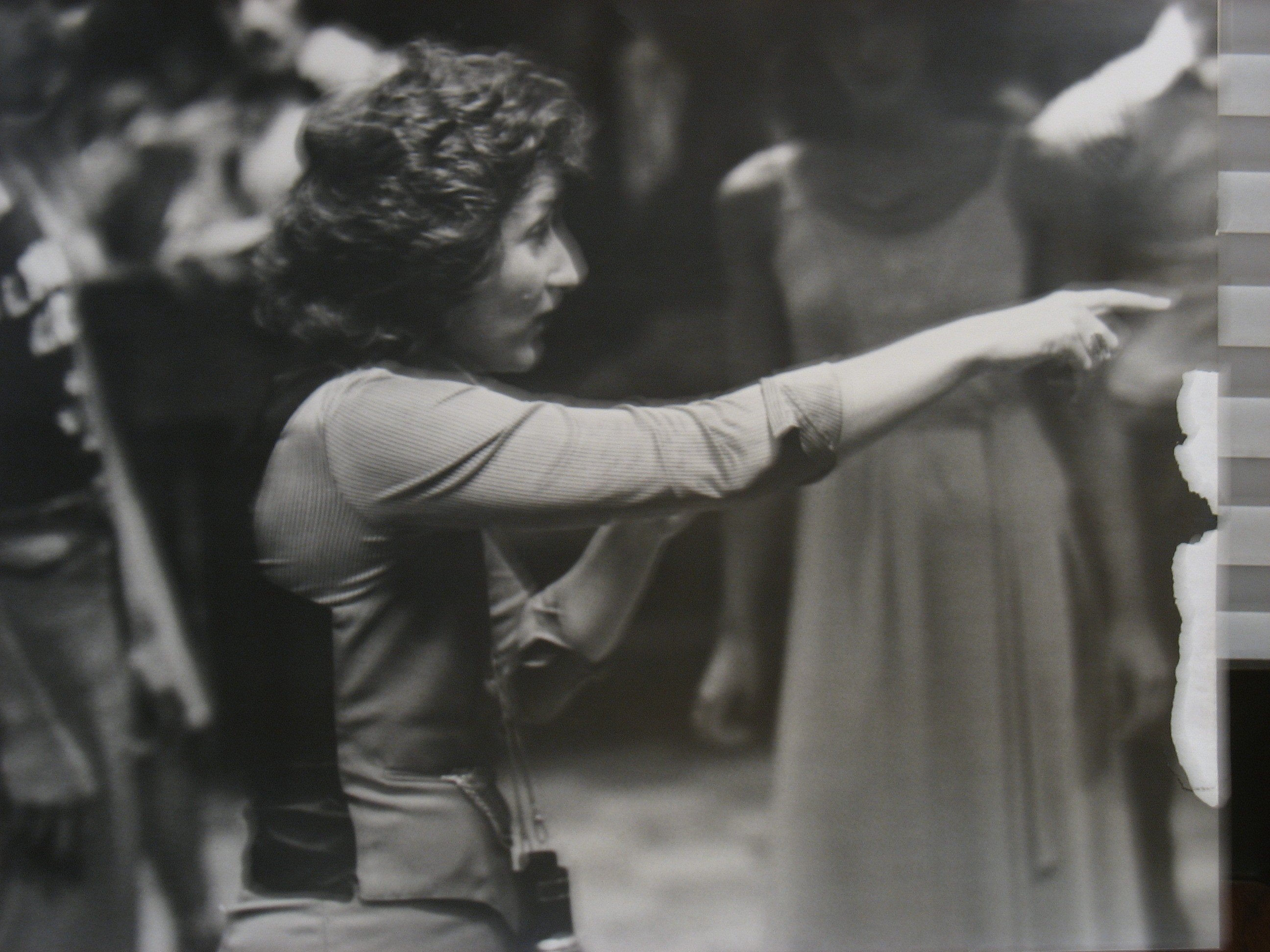 Barbara Peters directing Starhops