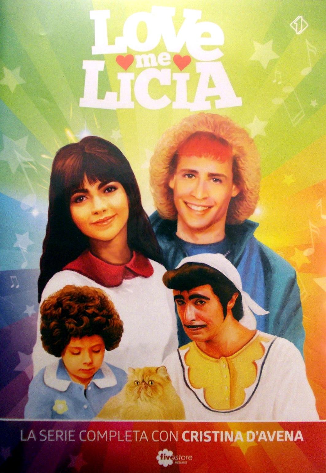 Love Me Licia (1986)