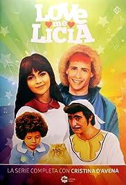 Love Me Licia Poster
