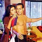 Salman Khan and Sushmita Sen in Biwi No. 1 (1999)