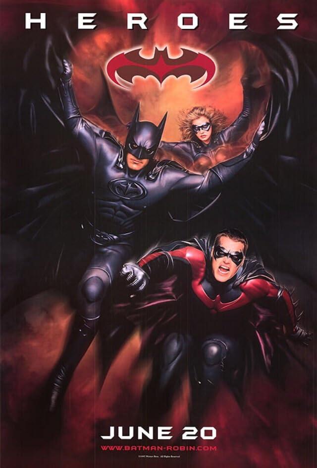 Batman & Robin (1997) Hindi Dubbed